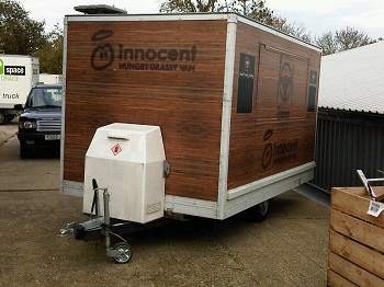 New and Used Catering Trailers for sale with immediate ...